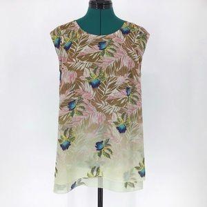 Cabi Clothing Parlor Top #5216, Medium